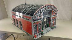 https://youtu.be/rWIpev2MUOo Bevins Bricks Lego Train station
