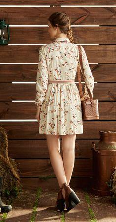 Só na Antix Store você encontra Vestido Tortinha da Vó com exclusividade na internet