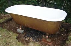 How to Make a 'Poor Man's' Hot Tub | Eartheasy Blog http://eartheasy.com/blog/2012/06/how-to-make-a-poor-mans-hot-tub/