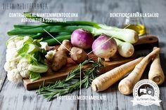 Dieta mediterranea http://www.yocomprosano.es/