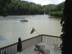 Lake Lure House Rental: Waterfront On Lake Lure! | HomeAway