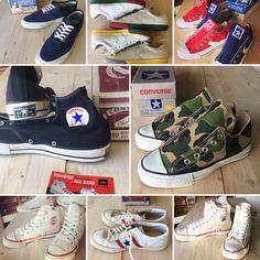 Blog再開 | American Vintage Converse Vintage, American, Sneakers, Shoes, Style, Fashion, Tennis, Swag, Moda