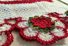 Woolen Craft, Crochet Kitchen, Zen, Easy Crochet Patterns, Crochet Doilies, Diy And Crafts, Christmas Wreaths, Crochet Earrings, Projects To Try