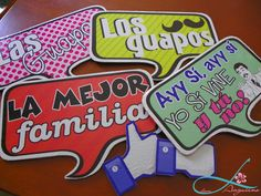 diálogos para Marcos Gigantes by Linda Anguiano Adult Birthday Party, Birthday Games, Baby Birthday, 50th Birthday, Birthday Ideas, Party Frame, Cowgirl Party, Wedding Props, Baby Shower
