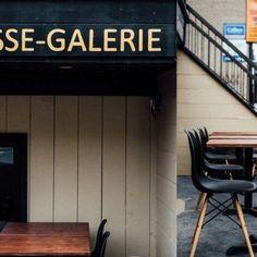 Chasse-Galerie Restaurant - Cuisine Marché Le Plateau-Mont-Royal, Montréal Mont Royal Montreal, Cocktails Bar, Bistro, Coups, Restaurants, Tasting Menu, Wine List, Tray, Diners