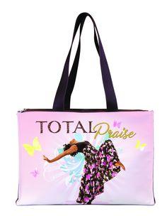 Total Praise Hand Bag
