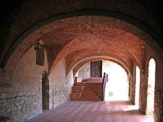 The crypt of Castelnuovo Val di Cecina - Tuscany #volterratur