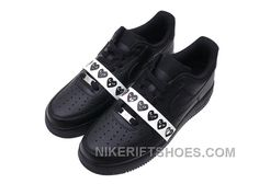 huge discount c6384 c9103 CDG X Nike Air Force 1 Low EMOJI WHITE BLACK Lastest 2dQhi