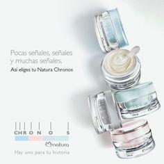 Cremas antiseñales CHRONOS.-