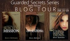 Motherhood, Books, and More Blog: GUARDED SECRETS SERIES by @SaraNSchoen