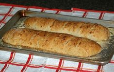 Learn how to make authentic Italian Bread Recipes. This recipe for cheesy bread makes a great party appetizer. It is made with delicious Romano cheese.