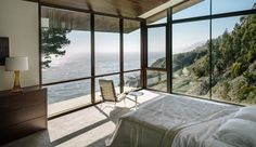 In Big Sur, a House With Major Drama - Azure Magazine