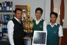 terkini SMA Cakra Buana Raih Juara I Kompetisi Karya Ilmiah Nasional