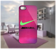 Nike Mercurial Case for iPhone 5/4/4S Samsung Galaxy S2/S3/S4 Blackberry Z10 - PDA Accessories