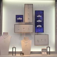 Chaumet's window display, date unknown