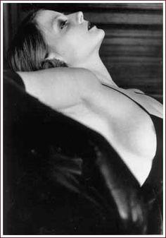 Helmut Newton  Jodie Foster  1987
