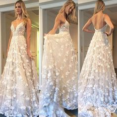 This bride is wearing a beautiful haute couture wedding gown.  The price from the original designer is quite high.  Our firm has been asked to make a replica of this dress by a client.  Find out how much it will cost from our USA based design firm to recreate #weddingdresses from a picture by visiting www.dariuscordell.com