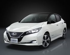 New Nissan Leaf 2018 REVEALED in pictures