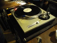 Kasseta Rec Store Turntable, Athens, Music Instruments, Vinyls, Spaces, Store, Record Player, Musical Instruments, Tent