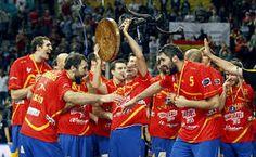 """Résultat de recherche d'images pour """"espana campeona del mundo balonmano"""""""
