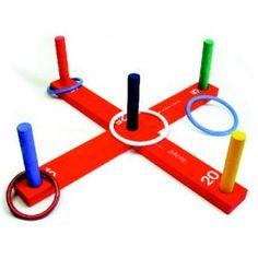 25,00Jogo de Argolas (5 pinos - 4 argolas) - Jott Play