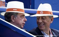 "Marcelo Rebelo de Sousa amigo íntimo de Ricardo Salgado, afirmou que ""A banca portuguesa está blindada e está segura""...faz lembrar alguém..."