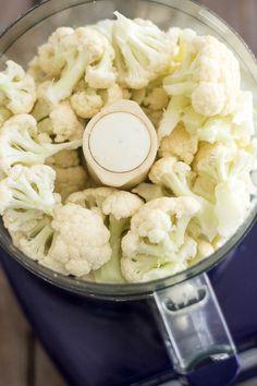 Almond Coconut Cauliflower Rice   www.thehealthyfoodie.com