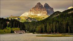 Lago Misurina e Tre Cime Lavaredo | Flickr - Photo Sharing!