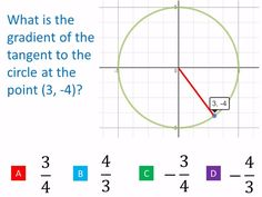29 best my favourite maths diagnostic questions images on pinterest gradient of a tangent fandeluxe Images