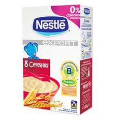 NESTLE Papilla Expert 8 Cereales 500g