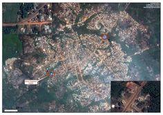 El CERN se suma a la lucha contra el ébola  El programa de la ONU que examina imágenes por satélite con fines humanitarios, UNOSAT, está proporcionando mapas de alta resolución por encargo de la OMS...
