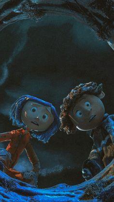 Coraline Jones, Coraline Movie, Coraline Art, Animes Wallpapers, Cute Wallpapers, Wallpaper Backgrounds, Iphone Wallpaper, Tim Burton Art, Tim Burton Films