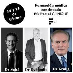 Curso de Formación Continuada a cargo del Dr. Eduardo Krulig y el Dr. Giovanni Salti para el equipo médico de FC Facial CLINIQUE.