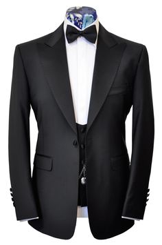 The Morgan Indigo Blue Dinner Suit