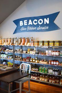 Beacon Coffee & Pantry 805 Columbus Avenue San Francisco, CA 94133 tel: 415 814 2551 www.beacon-sf.com