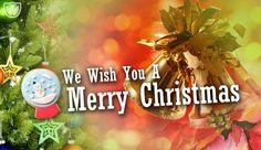 E-card- Wish you a Merry Christams