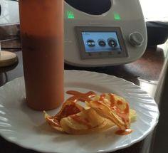 RECETA AUTÉNTICA SALSA BRAVA MADRILEÑA!!, una receta de Salsas y guarniciones, elaborada por CARMEN BERGES ZAMORANO . Descubre las mejores recetas de Blogosfera Thermomix® Majadahonda
