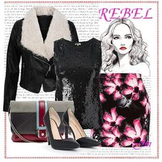 Rebel Girl | Women's Outfit | ASOS Fashion Finder