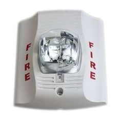 System Sensor SW SpectrAlert Advance Fire Alarm Strobe, White by SYSTEM SENSOR. $40.98. The SpectrAlert Advance series offers the most versatile and easy-to-use line of horns, strobes, and horn strobes in the industry. With white and red plastic housings, wall and ceiling mounting options, and plain and FIRE-printed devices, SpectrAlert Advance can meet virtually any application requirement.. Save 23% Off!
