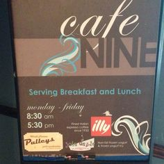 Cafe Nine - 9th floor of the Spring Arts Tower on 5th and Spring (453 S. Spring Street, Suite 900) - open 9am-5pm - DTLA