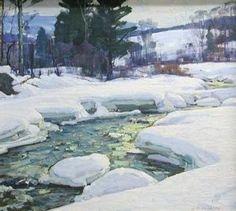 aldro hibbard paintings - Google Search