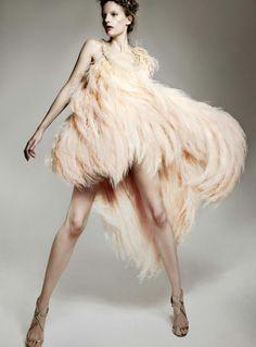 peach beauty, dress