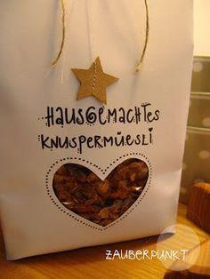 nettes Geschenk mit toller Verpackung