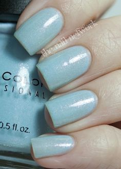 Sinful Colors Cinderella c/o The Nail Network blog