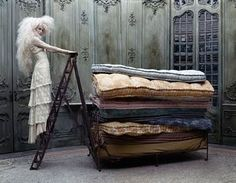 the princess & the pea