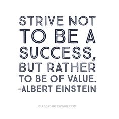 What value can you bring to the world this week? Make an impact. Be a difference maker.  https://www.instagram.com/p/BIjboNGhNKt/?taken-by=classycareergirl