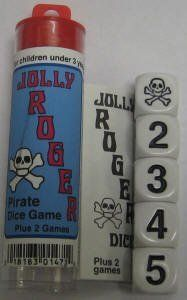 jolly roger dice game rules
