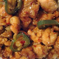 Chicken And Shrimp Saute
