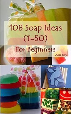 30 January 2015 : Soap making for Beginners, 108 Soap ideas Many Creativ… January Soap Making for Beginners, 108 Soap Ideas Many creative ideas for the beginning of handmade soap (soap making …) by Aris Key and photo book www. Homemade Soap Recipes, Homemade Gifts, Diy Gifts, Savon Soap, Soap Making Supplies, Bath Soap, Diy Spa, Soap Molds, Homemade Beauty Products