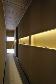 modern japanese #hallway